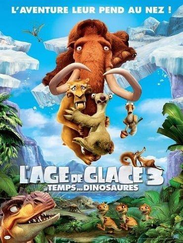 Ice Age 3 Dawn of the Dinosaurs (2009) เจาะยุคน้ำแข็งมหัศจรรย์