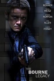 The Bourne Legacy 4 (2012) พลิกแผนล่า ยอดจารชน 4