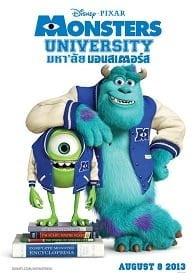 Monsters University (2013) มหาลัย มอนสเตอร์