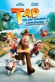 Tad The Lost Explorer (2012) ฮีโร่จำเป็นผจญภัยสุดขอบฟ้า