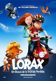 Dr.Seuss' The Lorax (2012) คุณปู่โรแลกซ์ มหัศจรรย์ป่าสีรุ้ง