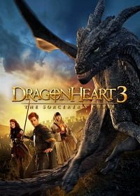 Dragonheart 3 The Sorcerer s Curse (2015) ดราก้อนฮาร์ท 3 มังกรไฟผจญภัยล้างคำสาป