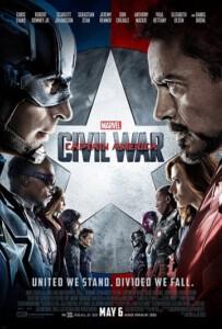 กัปตัน อเมริกา 3 ศึกฮีโร่ระห่ำโลก (2016) Captain America 3: Civil War