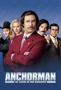 Anchorman 1: The Legend of Ron Burgundy (2004) ประกาศรบ…แต่ดั้นนมาพบรัก