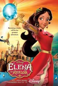 Elena Of Avalor Ready To Rule (2016) เจ้าหญิงเอเลน่าแห่งอาวาลอร์
