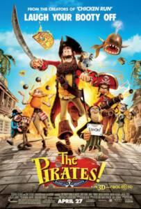 The Pirates! Band of Misfits (2012) กองโจรสลัดหลุดโลก