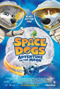 Space Dogs Adventure to the Moon (2016) สเปซด็อกส์ น้องหมาตะลุยดวงจันทร์