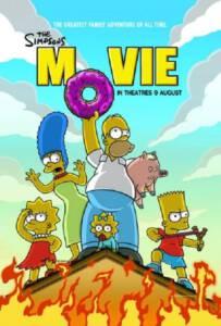 The Simpsons Movie (2007) เดอะซิมป์สันส์ มูฟวี่