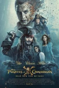 Pirates of the Caribbean 5: Dead Men Tell No Tales (2017) ไพเรทส์ ออฟ เดอะ แคริบเบียน 5: สงครามแค้นโจรสลัดไร้ชีพ