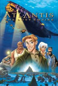 AtlantisThe Lost Empire (2001) แอตแลนติส ผจญภัยอารยนครสุดขอบโลก