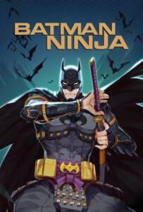Batman Ninja (2018) แบทแมน นินจา