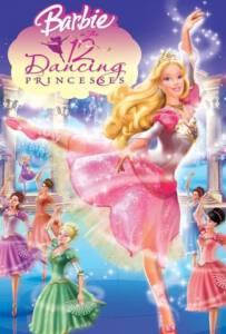 Barbie in the 12 Dancing Princesses (2006) บาร์บี้ ใน 12 เจ้าหญิงเริงระบำ ภาค 9