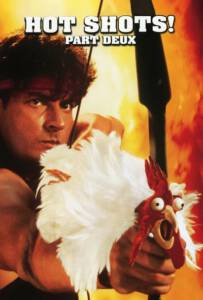 Hot Shots! 2 Part Deux (1993) ฮ็อตช็อต 2 เสืออากาศจิตป่วน ตอน นักรบแรมเบอะสมองเลอะ