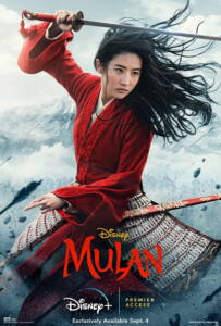 Mulan (2020) มู่หลาน [หลิว อี้เฟย]