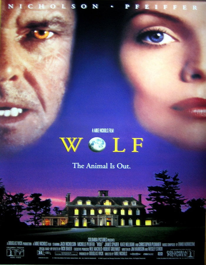 Wolf (1994) มนุษย์หมาป่า