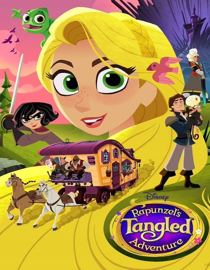 Tangled The Series season 2 เจ้าหญิงผมยาวกับโจรซ่าจอมแสบ เดอะซีรี่ย์ ภาค2