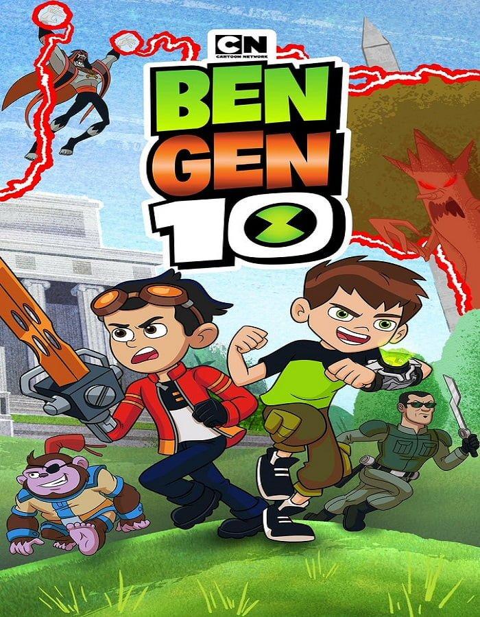 Ben 10: Ben Gen 10 (2020)