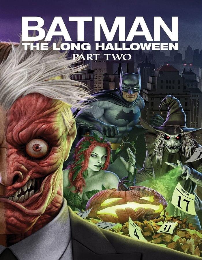 Batman: The Long Halloween Part Two (2021)