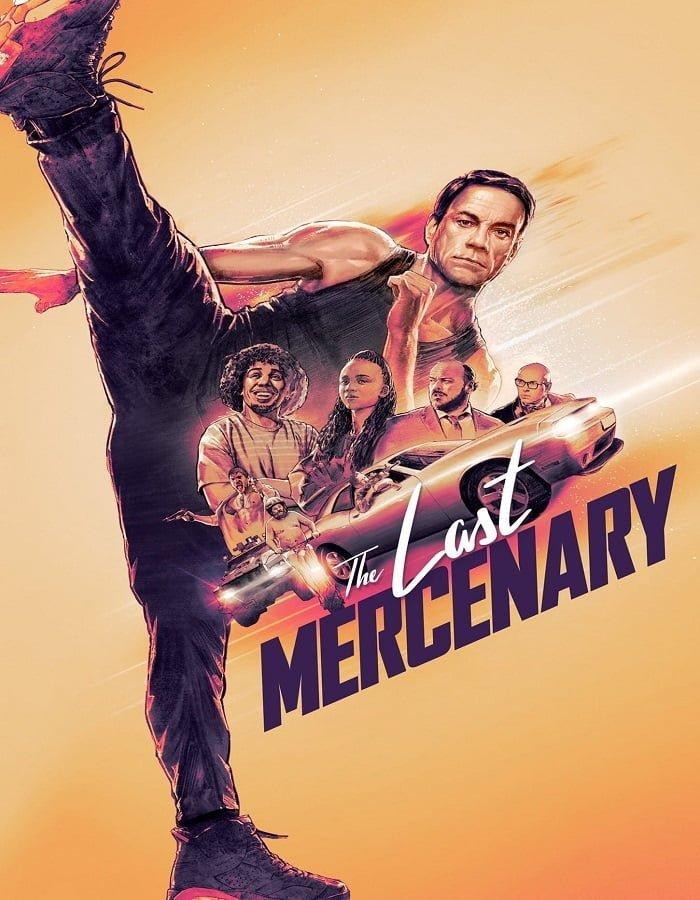The Last Mercenary (2021) ทหารรับจ้างคนสุดท้าย